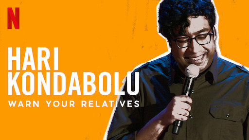 Hari Kondabolu: Warn Your Relatives