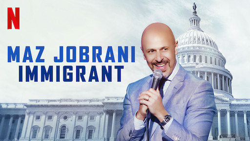 Maz Jobrani: Immigrant