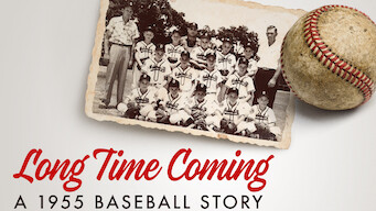Long Time Coming: A 1955 Baseball Story (2018)