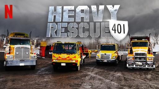 Heavy Rescue: 401