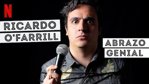 Ricardo O'Farrill Abrazo Genial