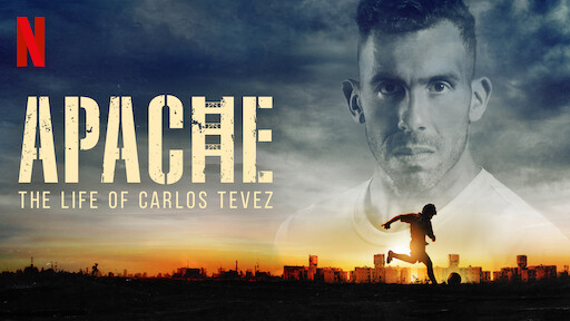 Apache: The Life of Carlos Tevez