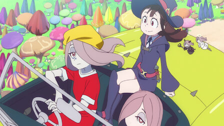 Watch Akko's Adventure in Sucyworld. Episode 8 of Season 1.