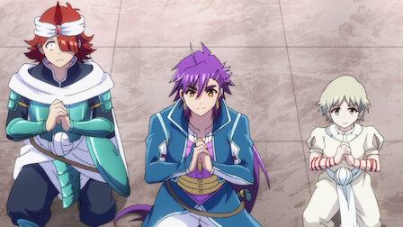 Watch Magi. Episode 13 of Season 1.