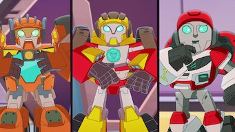 Transformers Rescue Bots Academy: Transformers Rescue Bots Academy: Season 1: Mission Inaudible