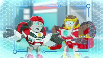 Transformers Rescue Bots Academy: Transformers Rescue Bots Academy: Season 1: Rescue Promo
