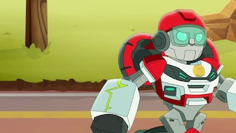 Transformers Rescue Bots Academy: Transformers Rescue Bots Academy: Season 1: The Bot Who Cried Rescue