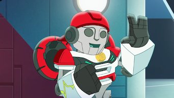 Transformers Rescue Bots Academy: Transformers Rescue Bots Academy: Season 1: If At First…