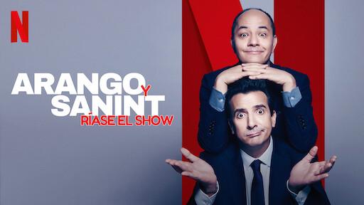 Arango y Sanint: Ríase el show