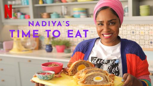 Nadiya's Time to Eat