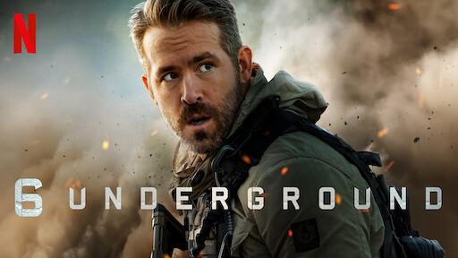 6 Underground Netflix Official Site