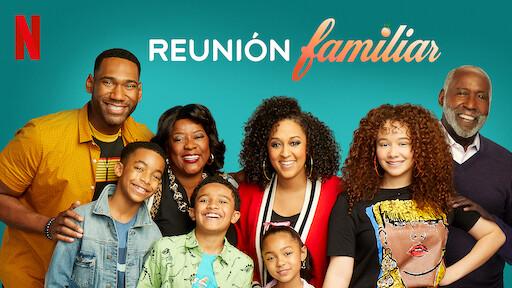 Reunión familiar | Sitio oficial de Netflix