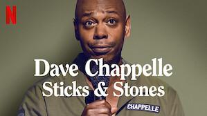 Dave Chappelle: Sticks & Stones
